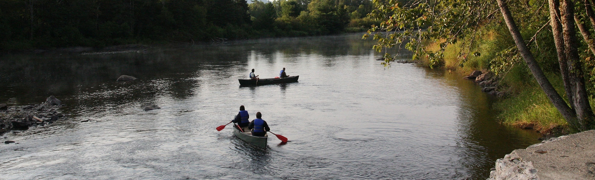 Picture of Dead River Canoe Trip