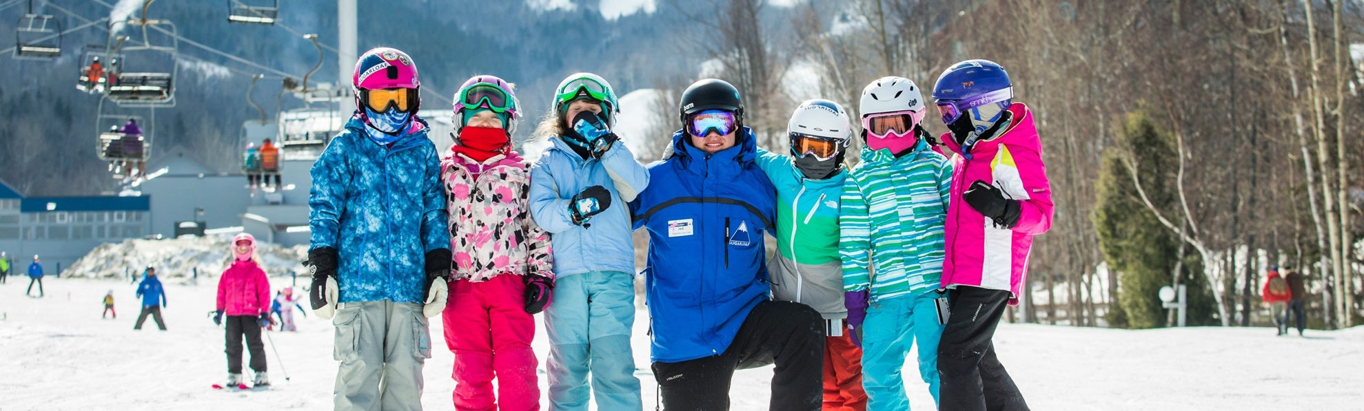 Picture of Mountain Adventure Ski Like A Girl Camp